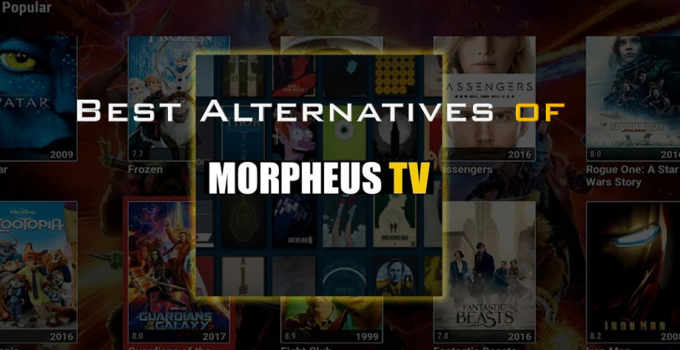 Morpheus TV Alternative
